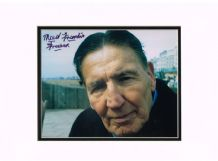 Mad Frankie Fraser Autograph Signed Photo
